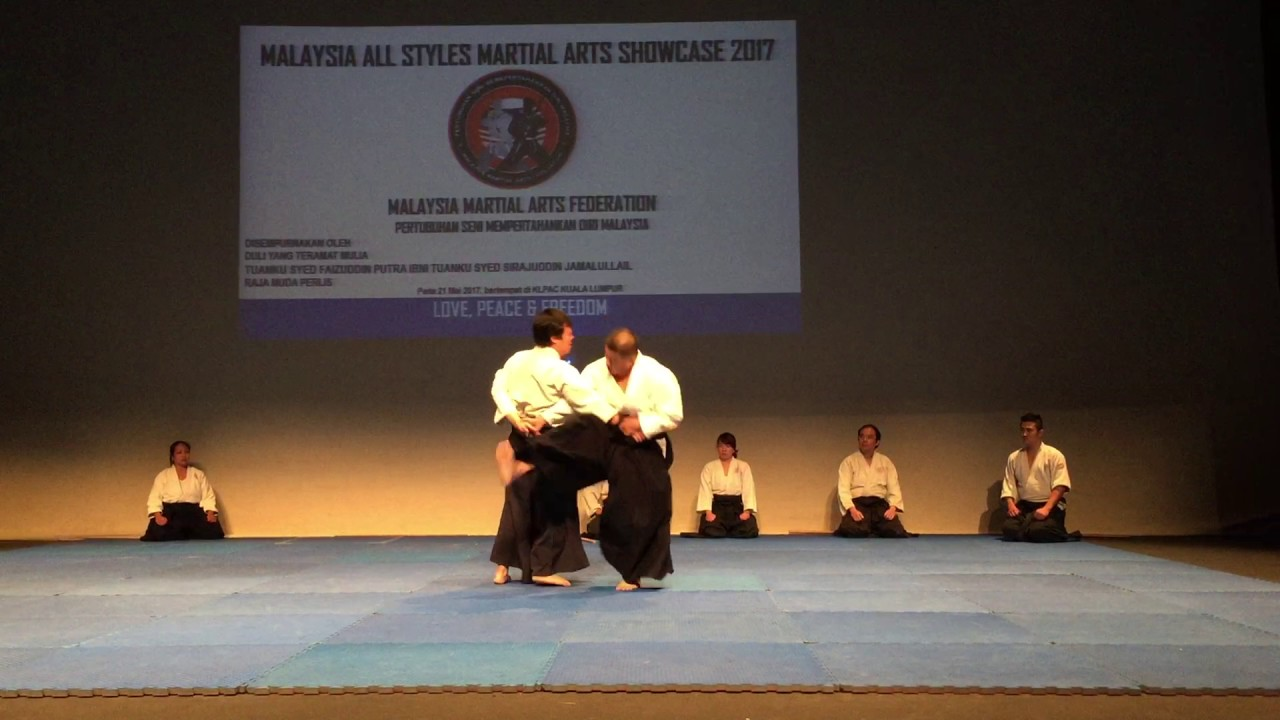 4th Malaysia All Styles Martial Arts Showcase 2017
